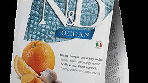 Farmina, Ocean, Hareng et orange (3.3lbs)