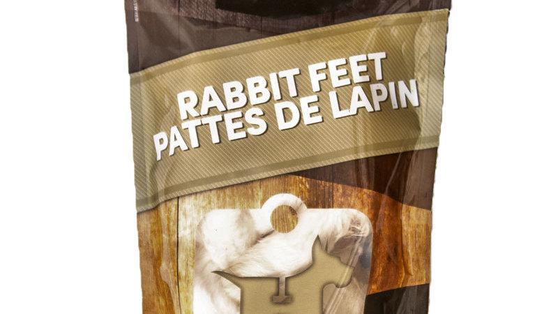 Hero Dog treats - Pattes de lapin déshydratées