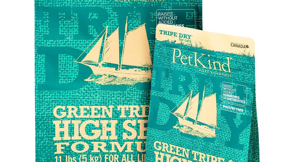 PetKind - High Seas (4lbs)