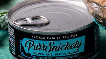 Fromm Purrsnicketty - Paté au saumon