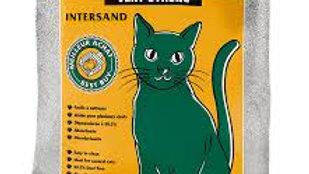 Litière agglomérante - Chat vert 14 kg