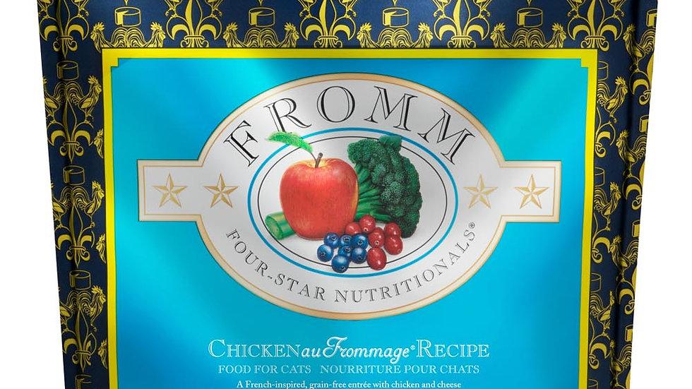 Fromm 4* Chats sans grain- Poulet au fromage 2.3 kg