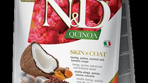 Farmina - Chien, Quinoa, Skin and coat, canard (5.5lbs)