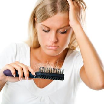 Hair Loss + Thinning