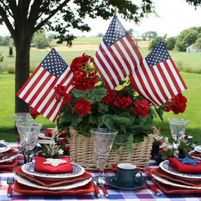 July Independence Day Party Ideas