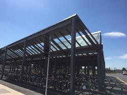 Cambridge Station Cycle Park