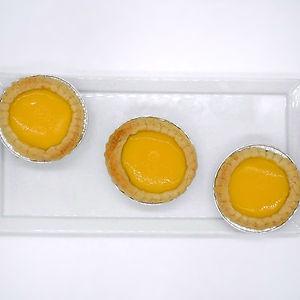 Kings Kitchen Dim Sum Baked Egg Custard Tarts