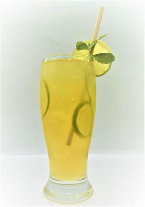 Kings Kitchen HK Style Lemon Tea Cold