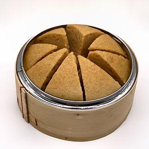 Kings Ktichen Dim Sum Steamed Sponge Cake