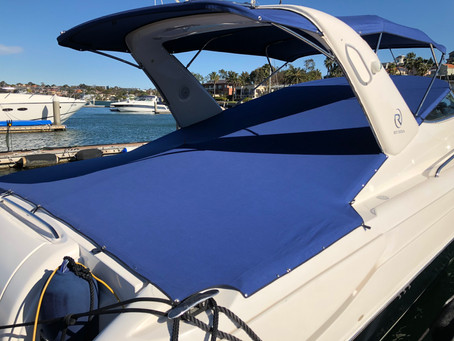 Boat Covers - Riviera