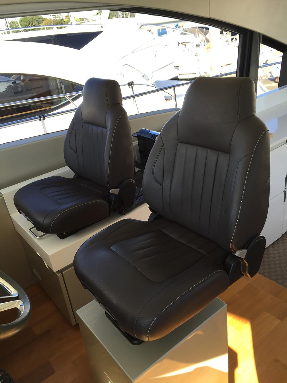 Marine Upholstery, Helm Chairs