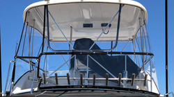 Strataglass Flybridge Clears