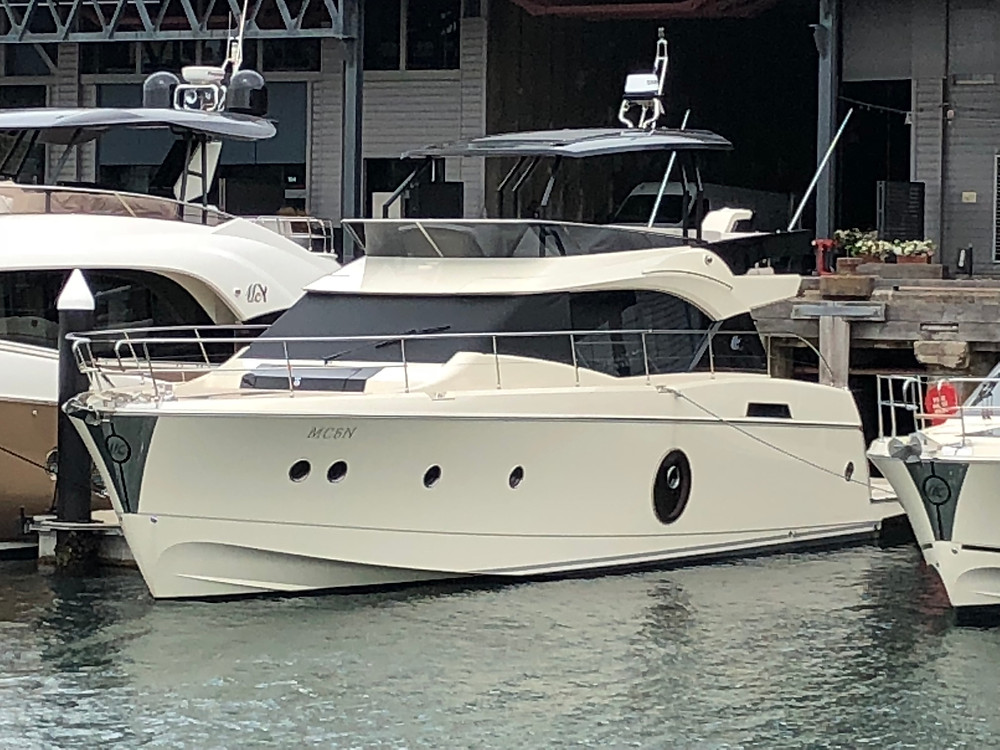 Monte Carlo Windscreen Covers - Marine Trimming Sydney
