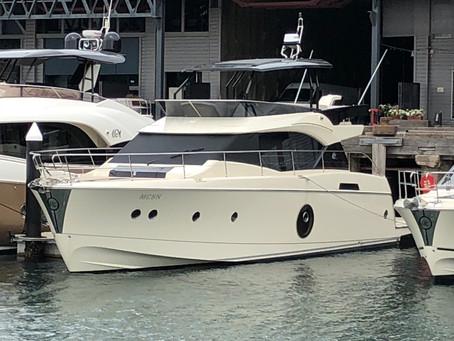Monte Carlo Boat Cover