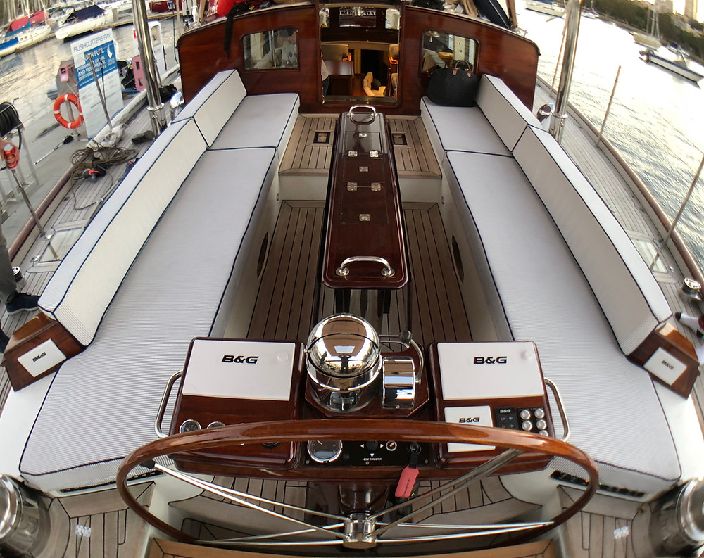 Marine Upholstery / Boat Upholstery