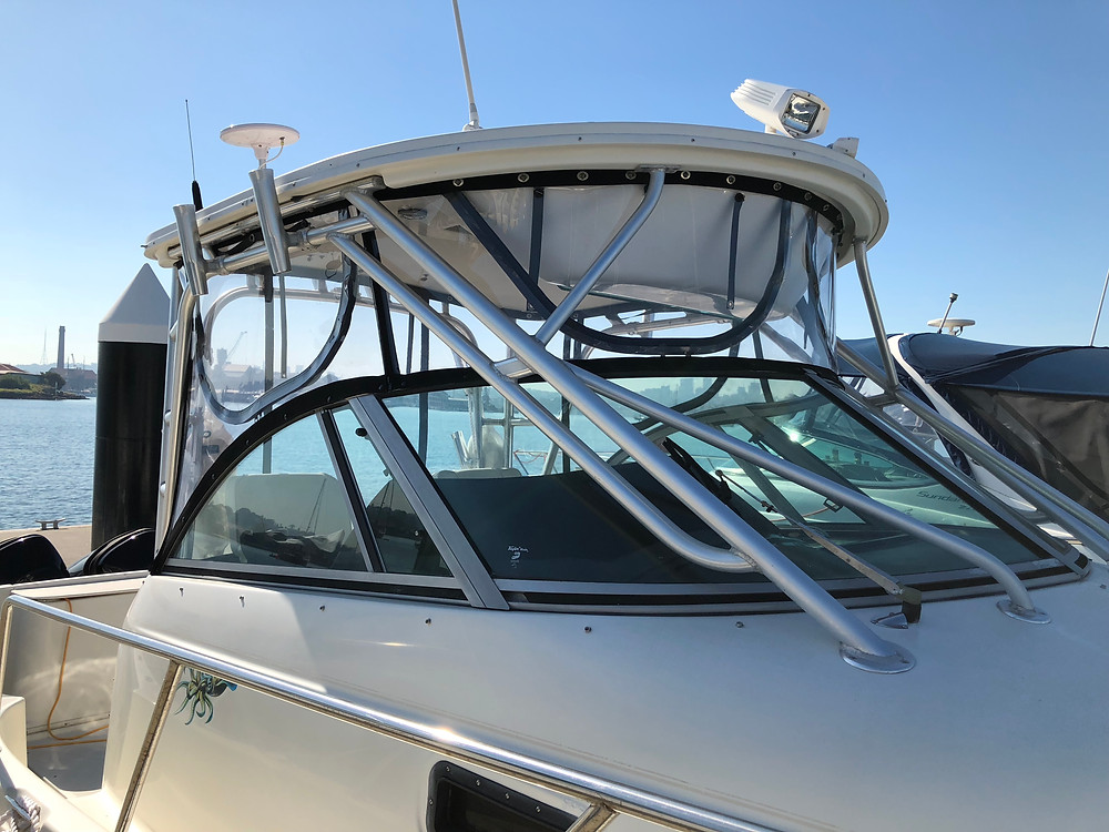 Boat Covers - Clears - Sydney