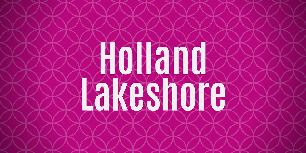 Holland Lakeshore Network Team Meeting // Members Only