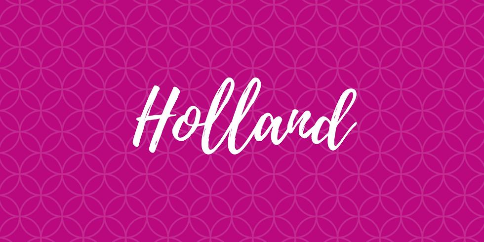 No Meeting - Holland Network Team Meeting