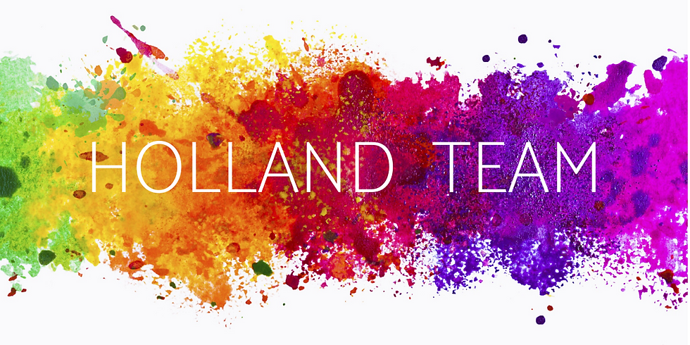 Holland Network Team Meeting // Why Risk It? Stepping Out Of Your Comfort Zone