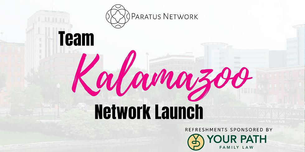 Kalamazoo Team Launch!
