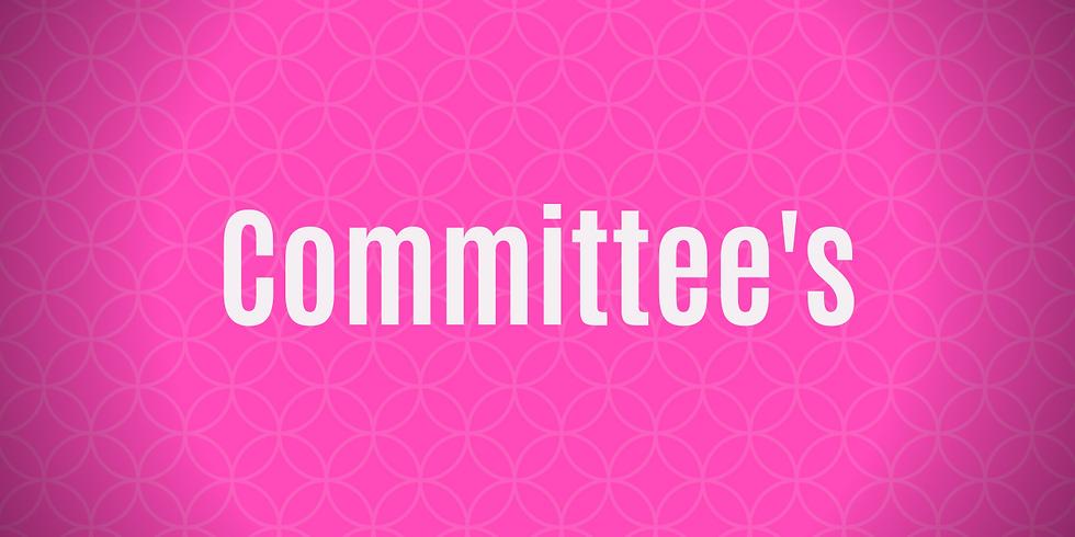 Network Wide Committee Meeting