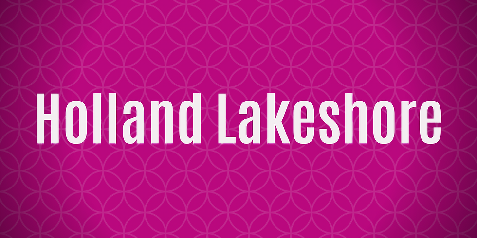 Holland Lakeshore Network Team Meeting