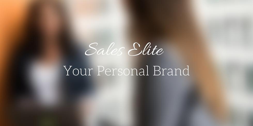 Sales Elite Workshop // Personal Branding