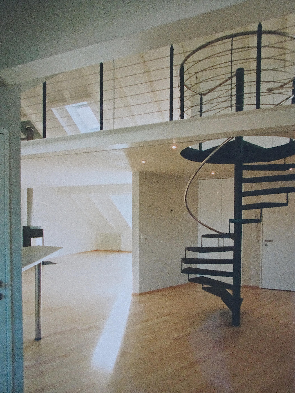Treppe Galerie
