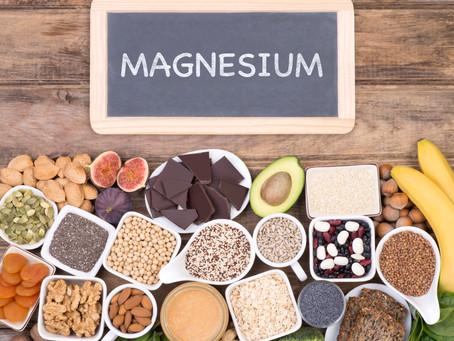 Magnesium das Anti-Stress-Salz