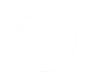The Odin logo. A circle containing a loop, made to look vaguely like an eye. (Like the one Odin gave up for the ability to see into the future)