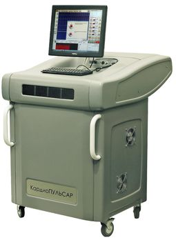 Комплекс УНКП Кардиопульсар, наружная контрпульсация сердца, мобильный аппарат для наружной контрпульсации