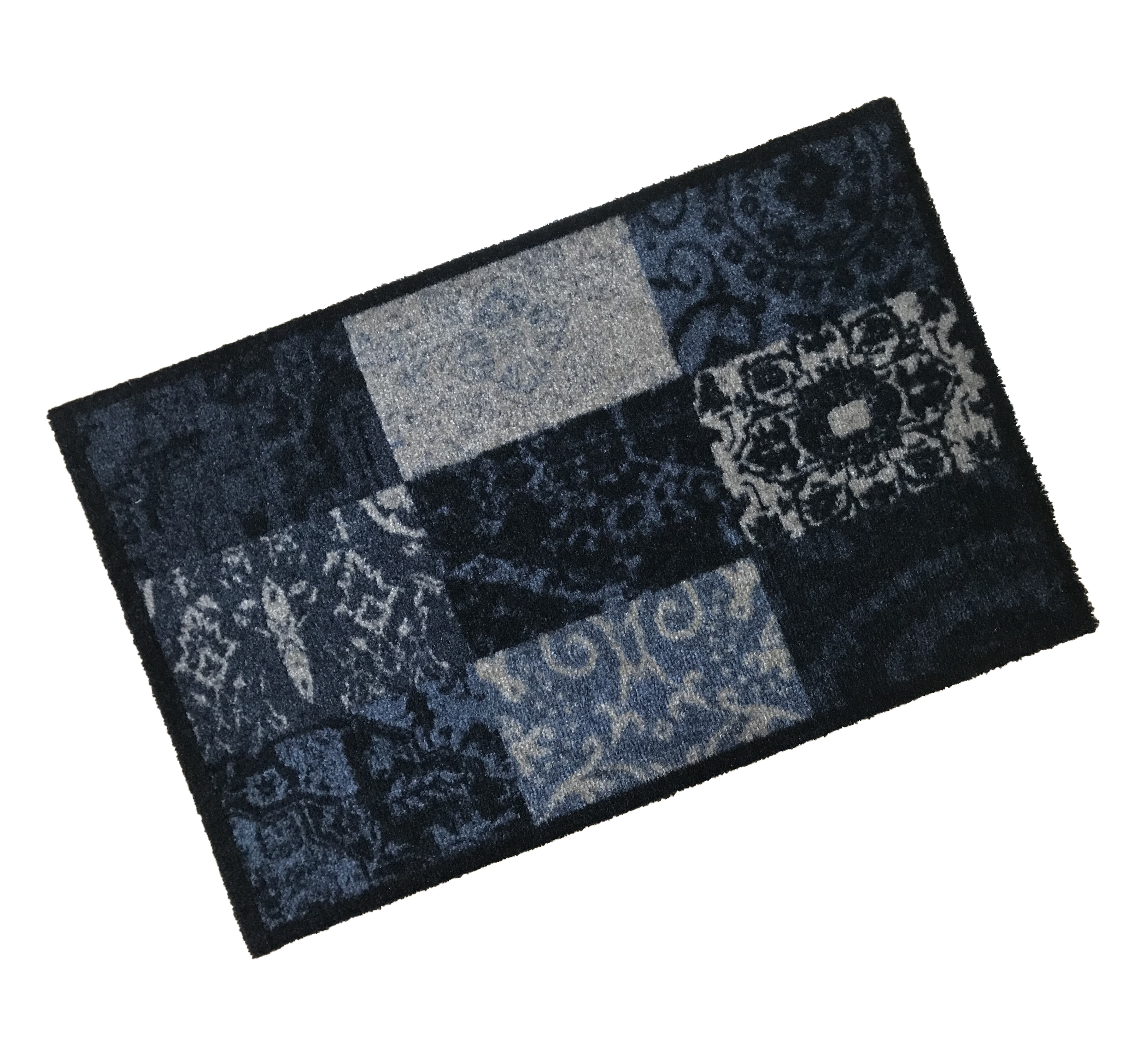 Patchwork Wash Mat