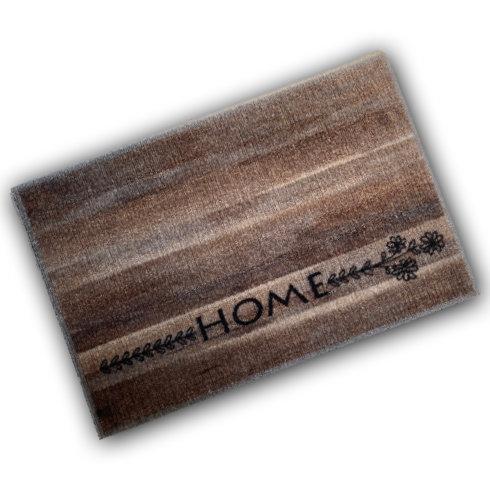 Decorative Wash Mat - Home Wood