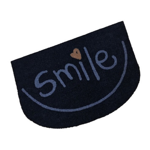 Decorative Wash Mat - Smile