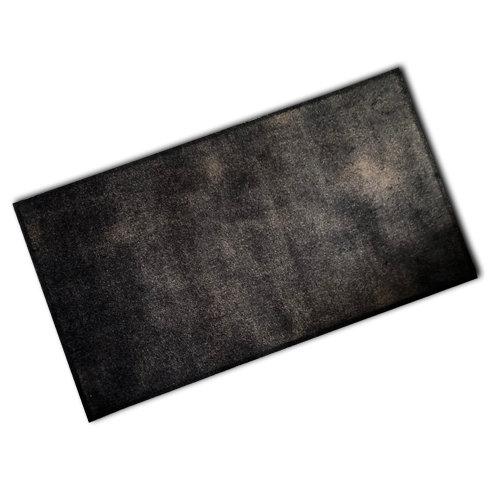 Decorative Wash Mat - Shades of Black