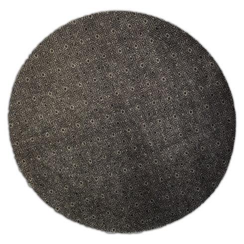Decorative Wash Mat - Circle Diamonds