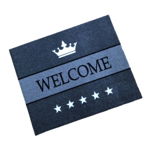 Welcome 5 Stars Wash Mat