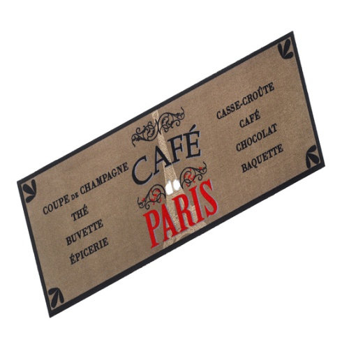 Decorative Wash Mat - Cafe Paris