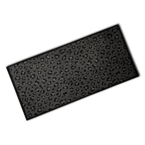 Decorative Wash Mat - Animal Anthracite