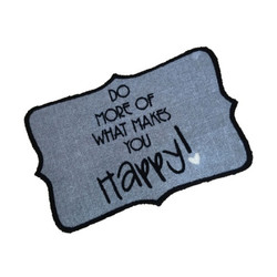 Do More of What Makes You Happy! Was