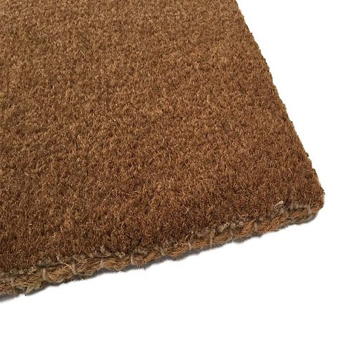 Traditional Hand-Stitched Made to Measure Coir Doormats