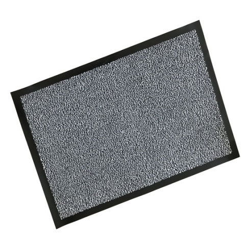 Rubber Border Polypropylene Wash Mat