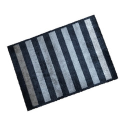 Striped Wash Mat