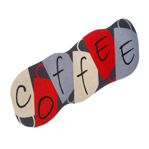 Coffee Cups Wash Mat