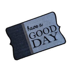 Have A Good Day Wash Mat