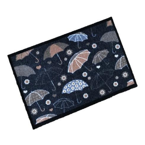 Decorative Wash Mat - Umbrella