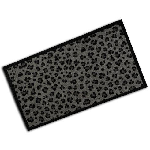 Decorative Wash Mat - Safari Anthracite
