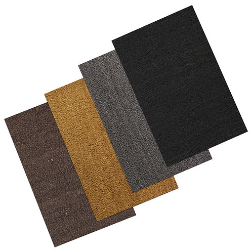 Cut-to-Size Standard PVC Backed Coir Matting