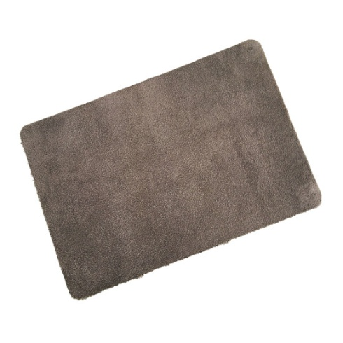 Taupe Eco Cotton Wash Mat