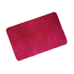 Red Eco Cotton Wash Mat